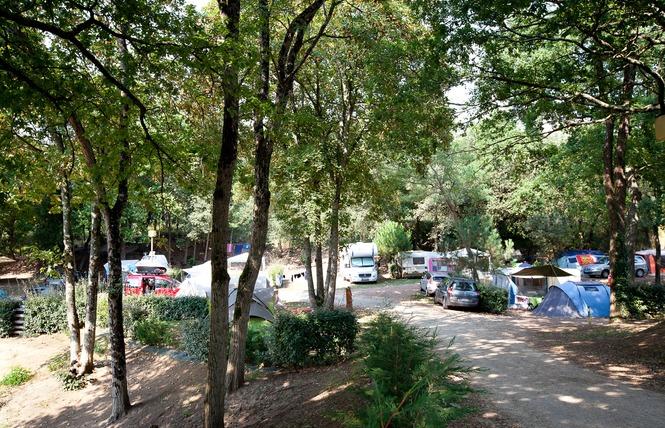 Camping LE PETIT ROCHER 13 - Longeville-sur-Mer