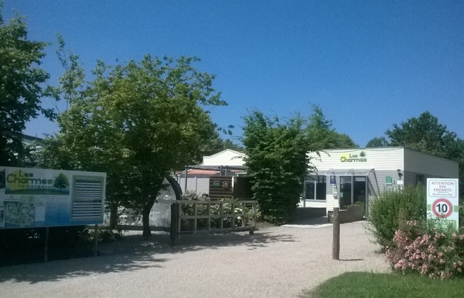 Camping LES CHARMES 5 - Apremont