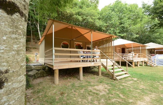 Camping LA VALLEE DE POUPET 7 - Saint-Malô-du-Bois