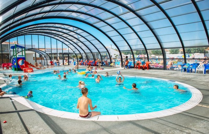 Camping Chadotel L'OCEANO D'OR 1 - Jard-sur-Mer