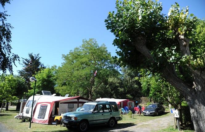 Camping LA PAREE PRENEAU 9 - Saint-Hilaire-de-Riez