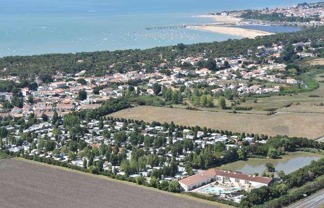 Camping LE COTTAGE FLEURI 5 - La Tranche-sur-Mer