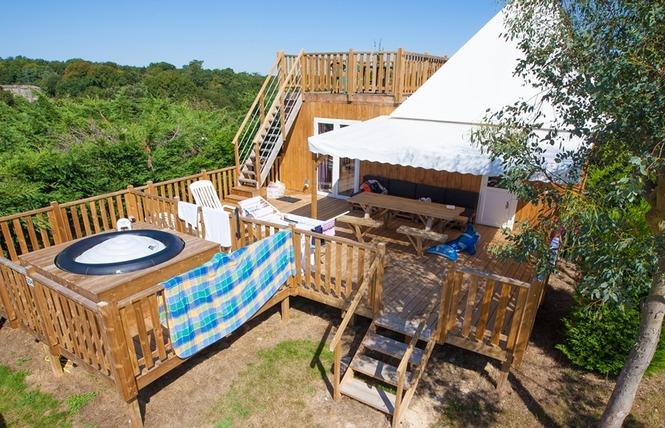 Camping VILLAGE DE LA GUYONNIERE 11 - Saint-Julien-des-Landes