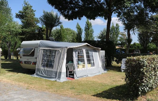 Camping LA DAVIERE PLAGE 3 - Saint-Jean-de-Monts