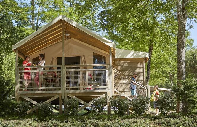Camping LE PETIT ROCHER 22 - Longeville-sur-Mer