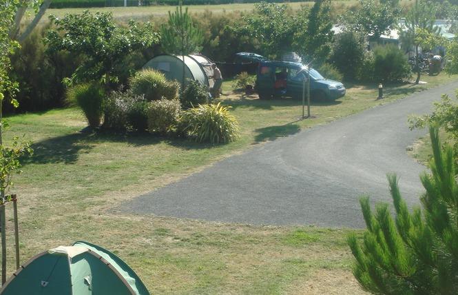 Camping GRAND R 9 - La Faute-sur-Mer