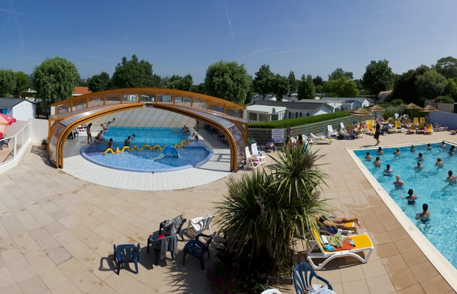 Camping LA NINGLE 1 - Saint-Hilaire-de-Riez