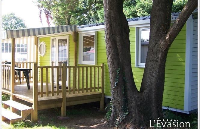 Camping L'EVASION 7 - Landevieille