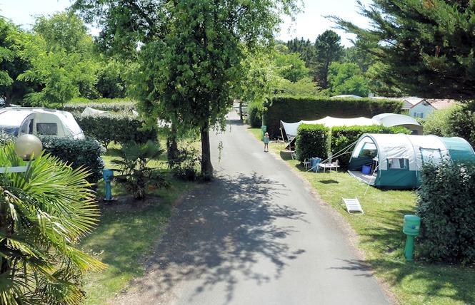 Camping LES AMIAUX 6 - Saint-Jean-de-Monts