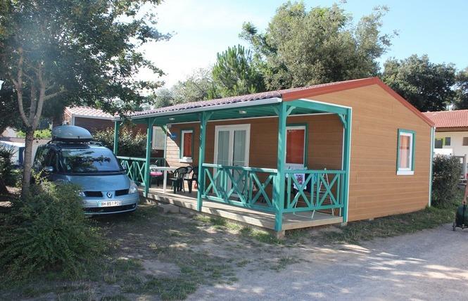 Camping LE BOSQUET 7 - Jard-sur-Mer