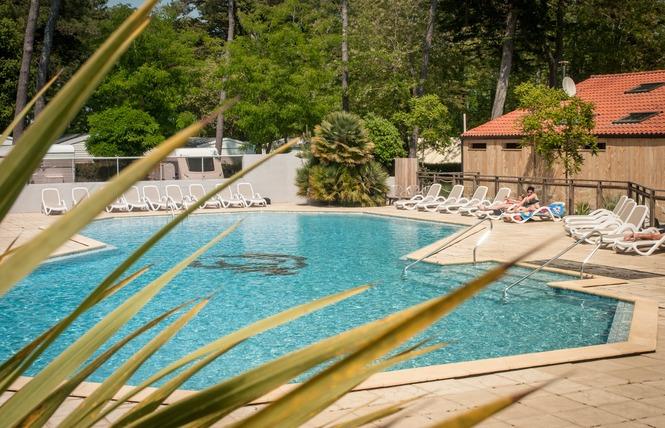 Camping LES CYPRES 9 - Saint-Gilles-Croix-de-Vie