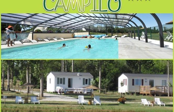 Camping CAMPILÔ 2 - Aubigny