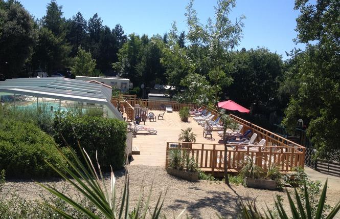Camping LE PARADIS 1 - Talmont-Saint-Hilaire