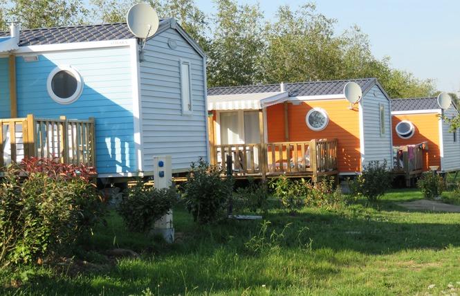 Camping AU BOIS DU CE 10 - Chambretaud