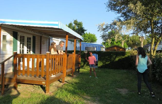 Camping LE BOTH D'OROUET 3 - Saint-Jean-de-Monts