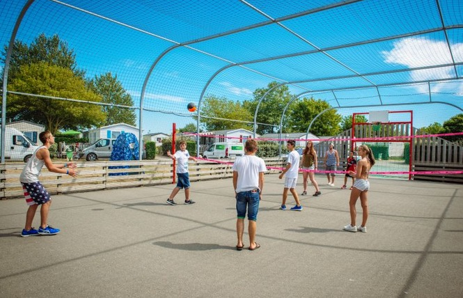 Camping Chadotel L'OCEANO D'OR 9 - Jard-sur-Mer