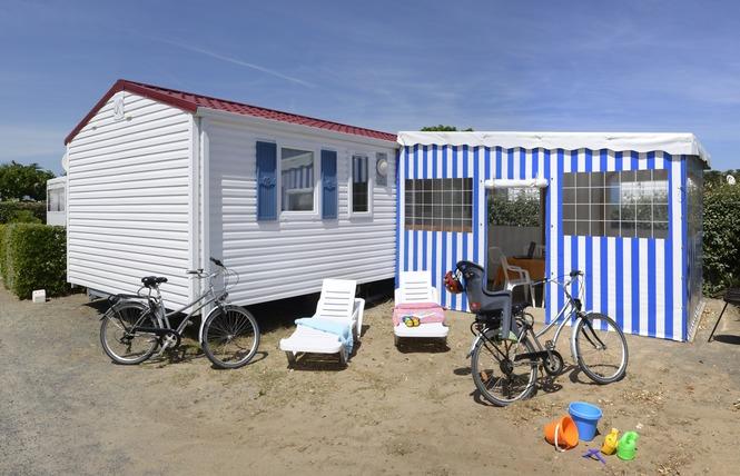 Camping LES DUNES 1 - Bretignolles-sur-Mer