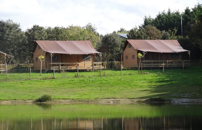 Camping VILLAGE DE LA GUYONNIERE 14 - Saint-Julien-des-Landes